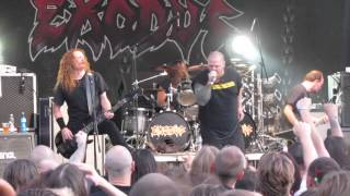 Exodus - Metal Command (Live in Tokaj, 18.07.2012)