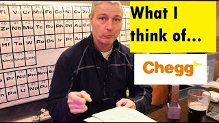 For the Student - What I Think About CHegg