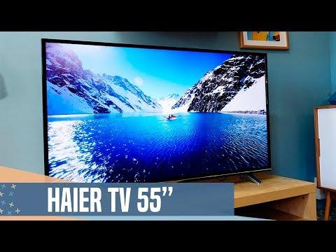 ¡La TV que te querrás comprar! 4K, 55