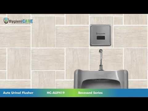 Auto Urinal Flusher
