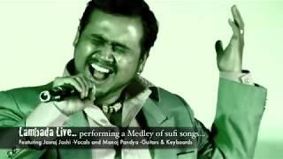 Lambada Live... performing a sufi medley - lambada