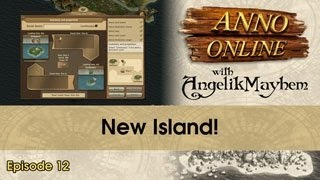 preview picture of video 'Anno Online - Finding New Islands'