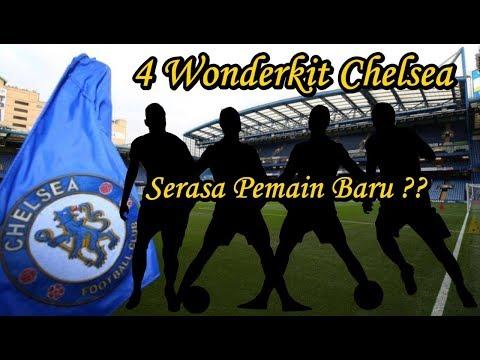 """""""Daftar 4 Wonderkids Chelsea Dengan Rasa Pemain Baru"""""""