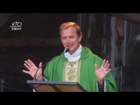 Messe du 10 juillet 2020 à Lourdes