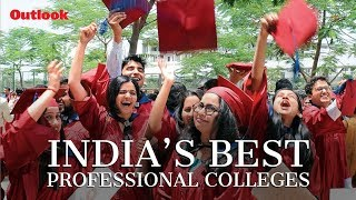 Outlook Rankings: India's Best Professional Colleges