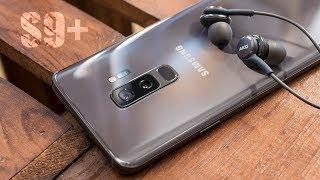 Samsung Galaxy S9+ обзор владельца. 2 недели с Galaxy S9 +. Идеальный смартфон или 9-й блин комом?