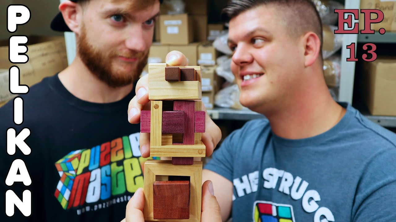 Puzzle Time with Tony & Tyler – Episode 13