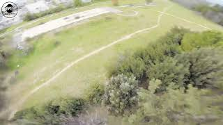 Short Raw Pressing (FPV Freestyle Practice)