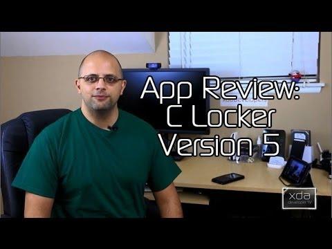 Video of C Locker Free (Widget Locker)