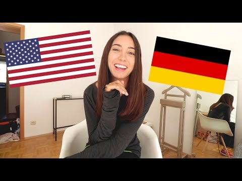Dating in the us vs germany