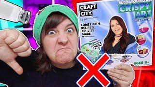 DON'T BUY! 12 REASONS WHY KARINA GARCIA's Crispy Art Kit is NOT worth it SaltEcrafter #42