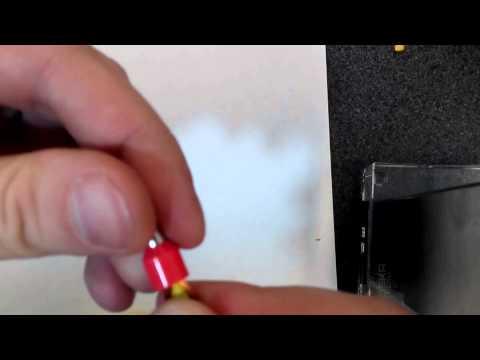 как легко и дешево сделать штекер для зарядного устройства ноутбука