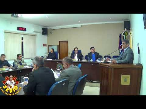 Tribuna Vereador Irineu Machado dia 7 de Novembro de 2017