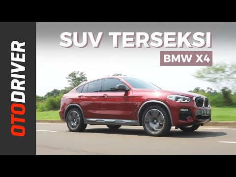 BMW X4 2019 Review Indonesia   OtoDriver