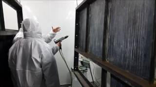 Manuel Toz Boya Sistemi - Manual Powder Coating System