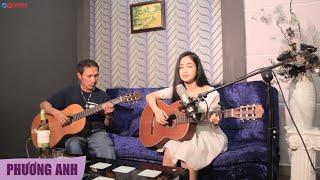 Giọng Ca Dĩ Vãng - Phương Anh (Guitar Cover)