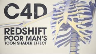 toon shader redshift - मुफ्त ऑनलाइन वीडियो