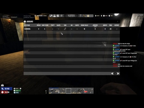 7days to die mod winter project alpha 17 partie 1