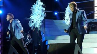 Westlife - Ain't That A Kick In The Head - Farewell Tour 2012