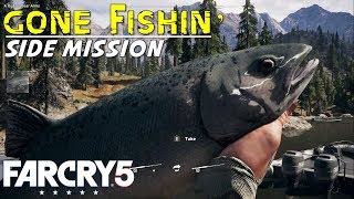 Gone Fishin | How & Where to Catch Sturgeon & Salmon | Fishing Tips & Tricks | Far Cry 5