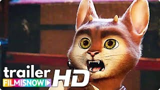THE ADVENTURES OF RUFUS: THE FANTASTIC PET (2020) Trailer | Family Adventure Movie