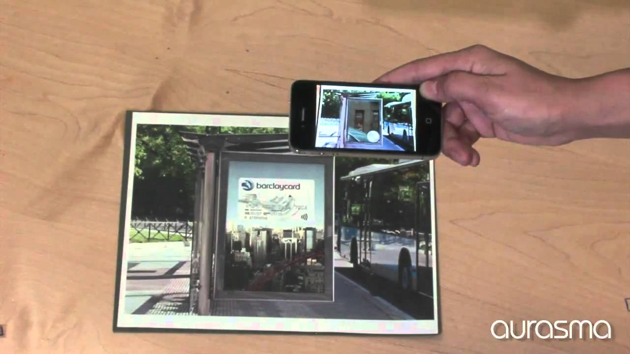 Aurasma Makes Everyday Augmented Reality Seem More Likely, Ad-Friendlier
