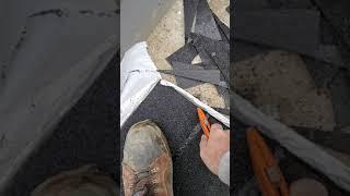 How to cut ridge cap
