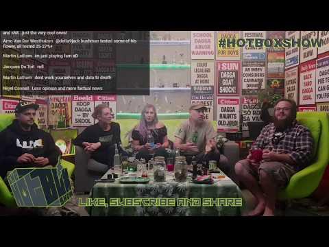 The #HotboxShow Ep 96 Ft. Indigo Girl
