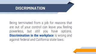 What Constitutes As Wrongful Termination In Los Angeles