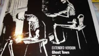 THE SPECIALS GHOST TOWN EXTENDED 12INCH VERSION
