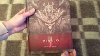 Diablo III: Book of Cain Книга Каина обзор