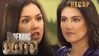 Romina starts to get back at Daniela   Kadenang Ginto Recap (With Eng Subs)