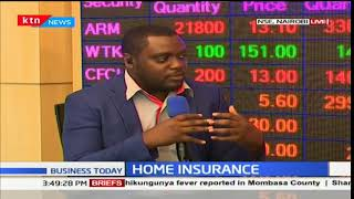Resolution Health CEO, Alice Mwai on home insurance