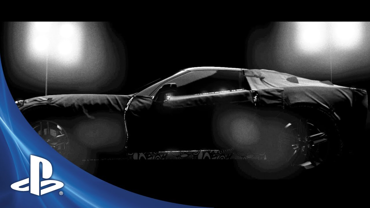 Gran Turismo 5 Exclusive: Drive the Corvette C7 Test Prototype
