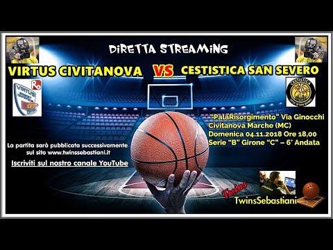Preview video Diretta Streaming: Rossella Civitanova - San Severo
