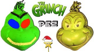 MAKING THE GRINCH