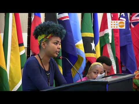 GUYANA: Teenage mother & social activist Akoala Thompson on SRH and Rights for Adolescents
