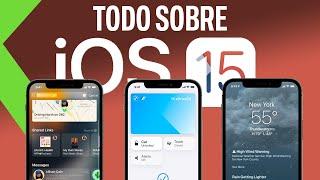 iOS 15 YA ESTÁ AQUÍ!!: TODO sobre la NUEVA ACTUALIZACIÓN SOFTWARE de IPHONE