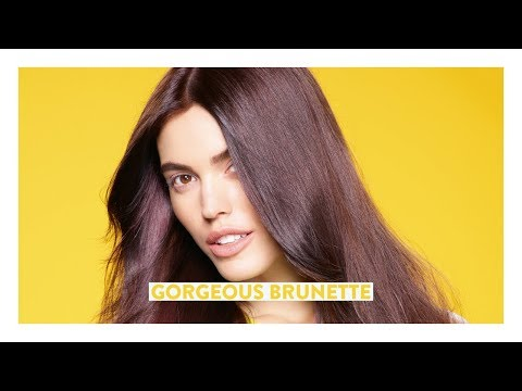 How to: Gorgeous Brunette Hair with NEW IGORA VIBRANCE #MoreVibrance