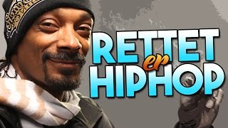 Neues SNOOP DOGG Lied rettet HipHop ?
