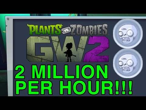 Coin Glitch – 2 Million Per Hour! Fish Chest Coins – Plants