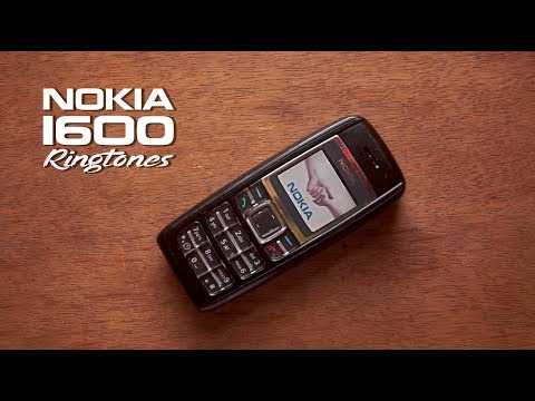 Nokia 1600 Ringtones  🎼🎵 🎶| 4K