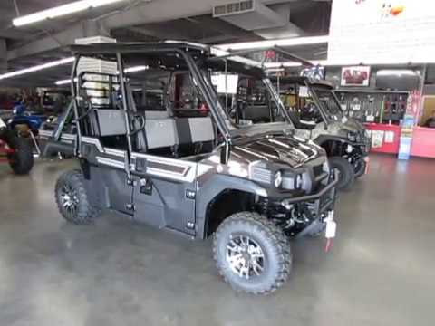 2020 Kawasaki Mule PRO-FXT Ranch Edition in Wichita Falls, Texas - Video 1