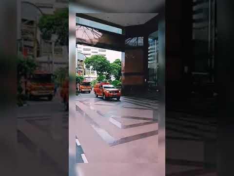 Kebakaran Plasa BRI / BRI Tower Surabaya