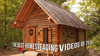 Top 10 Homesteading Videos of 2018