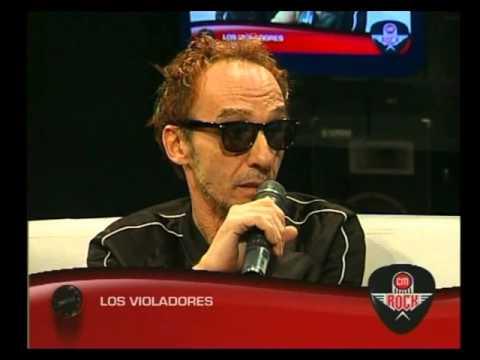 Los Violadores video El regreso al Luna Park - CM Rock 2016