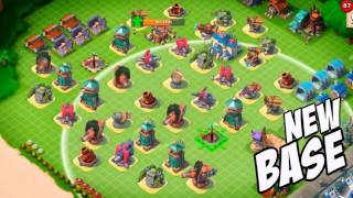 Top 10 boombeach base layout for hq level 21.