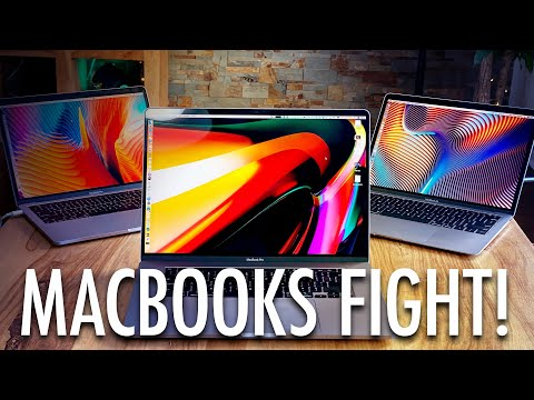 16-inch MacBook Pro vs. 13-inch Pro vs. Air — Which Should You Get?