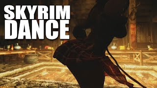 Skyrim Sexy Dance with Bouncines HDT