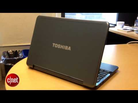 Mainstream gets thinner with Toshiba Satellite S955 - First Look